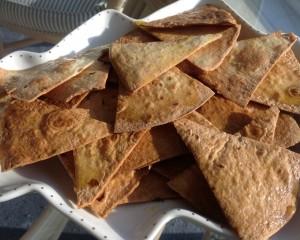 Bread crisps b