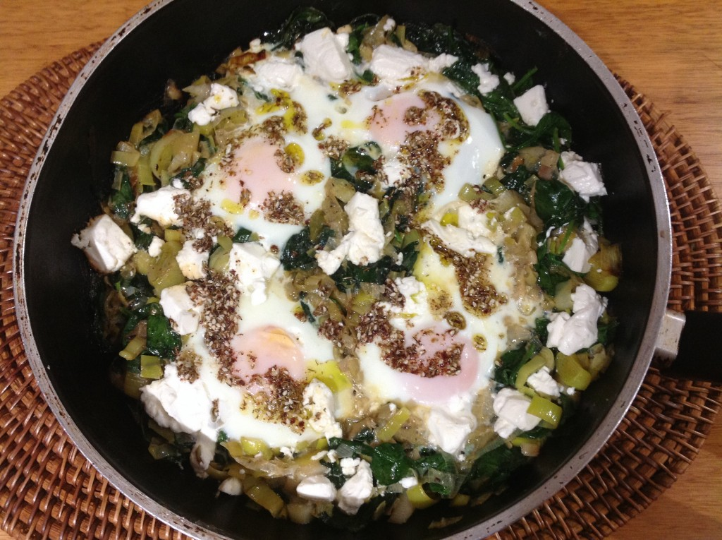 Middle Eastern Eggs - IMG_3286