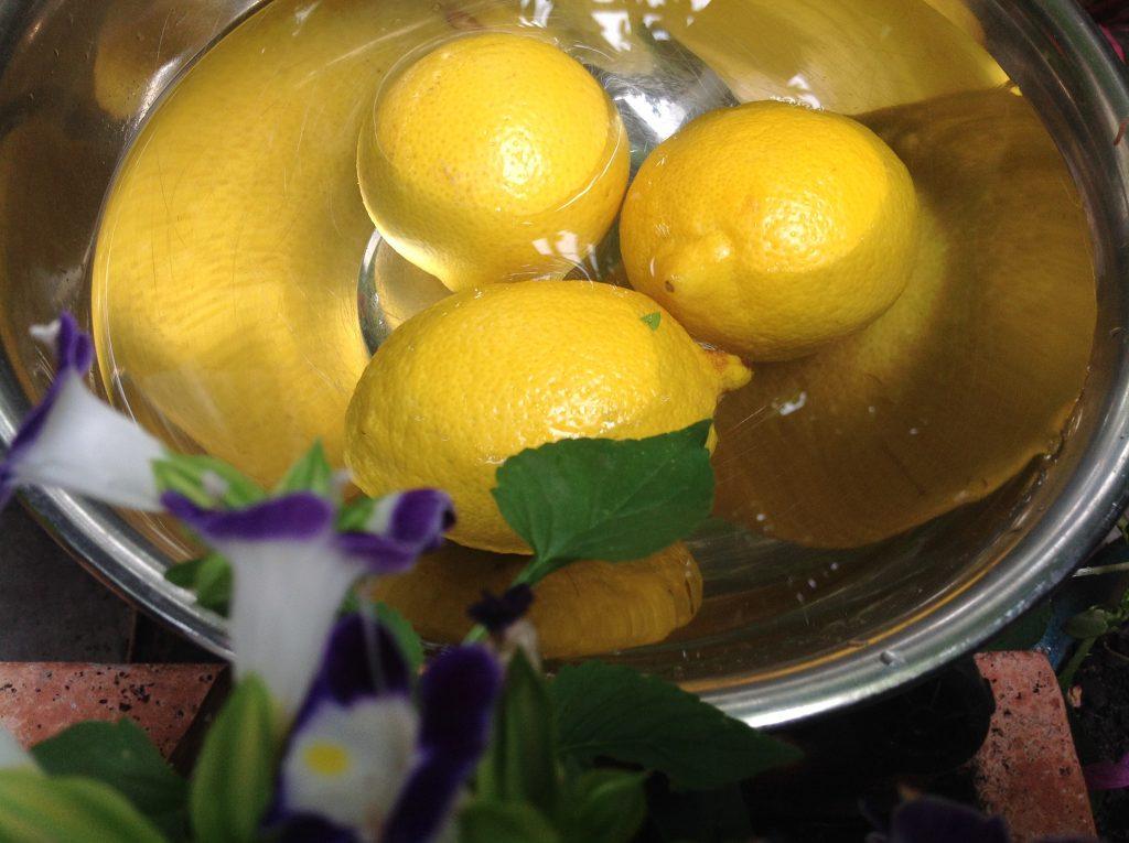 Preserved Lemons a
